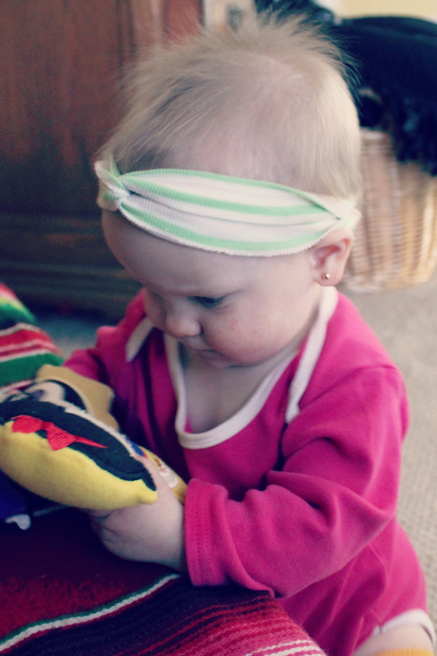 Diy Baby Turban Headband Imgkid