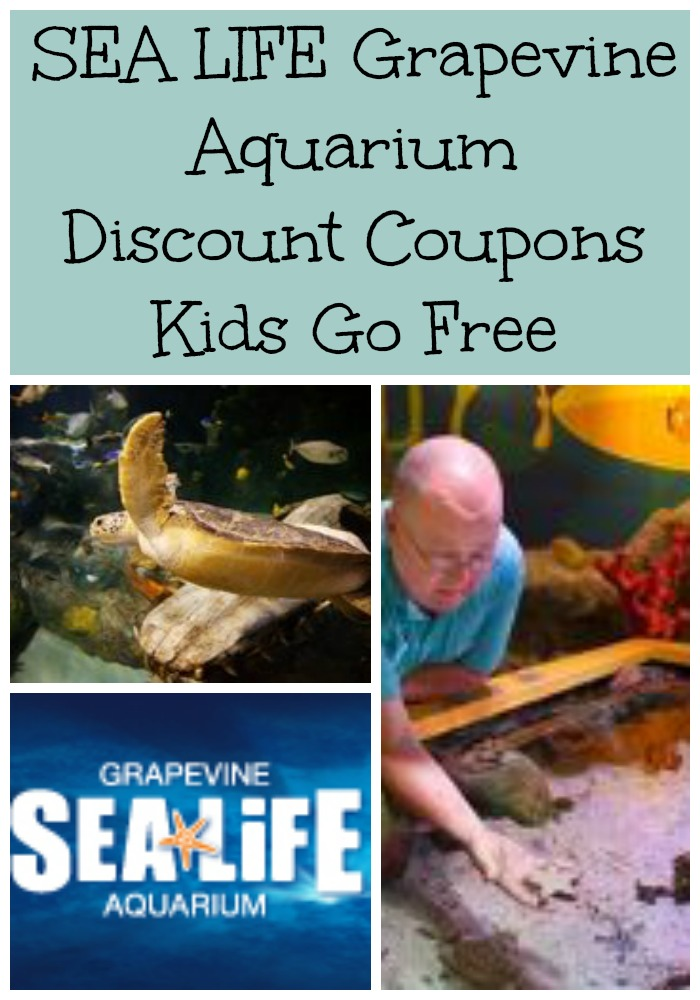 Dallas aquarium coupons discounts