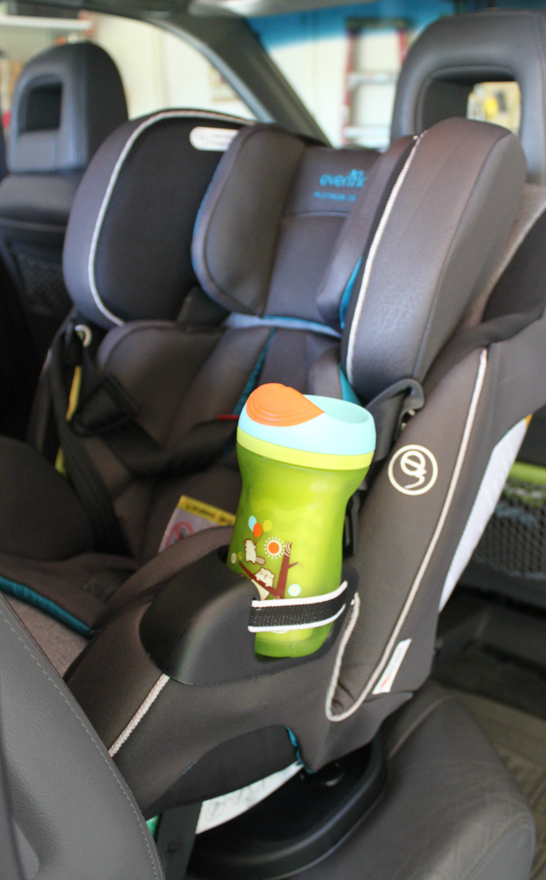 Check Out The Cupholder