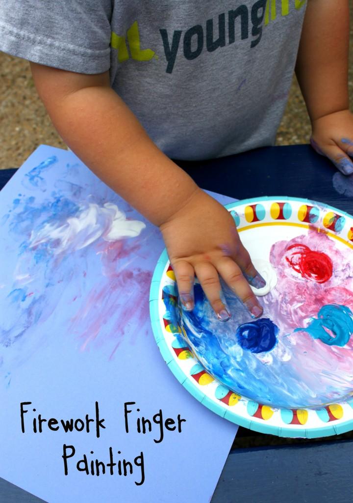 fireworkfingerpaint