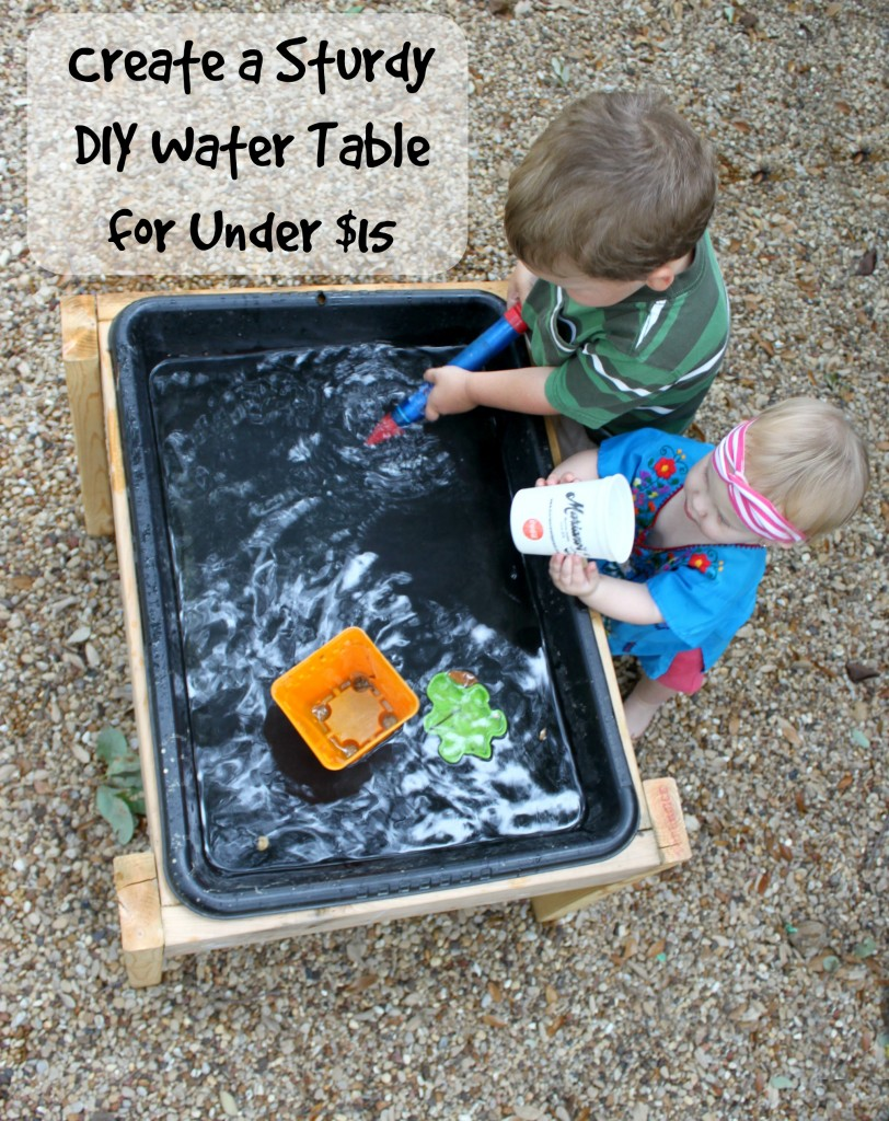 diywatertable