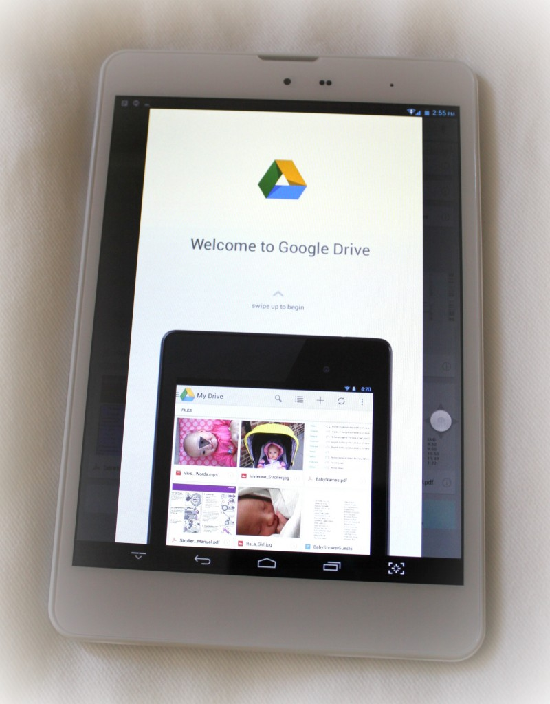 #tablettrio #shop #cbias organize with google drive