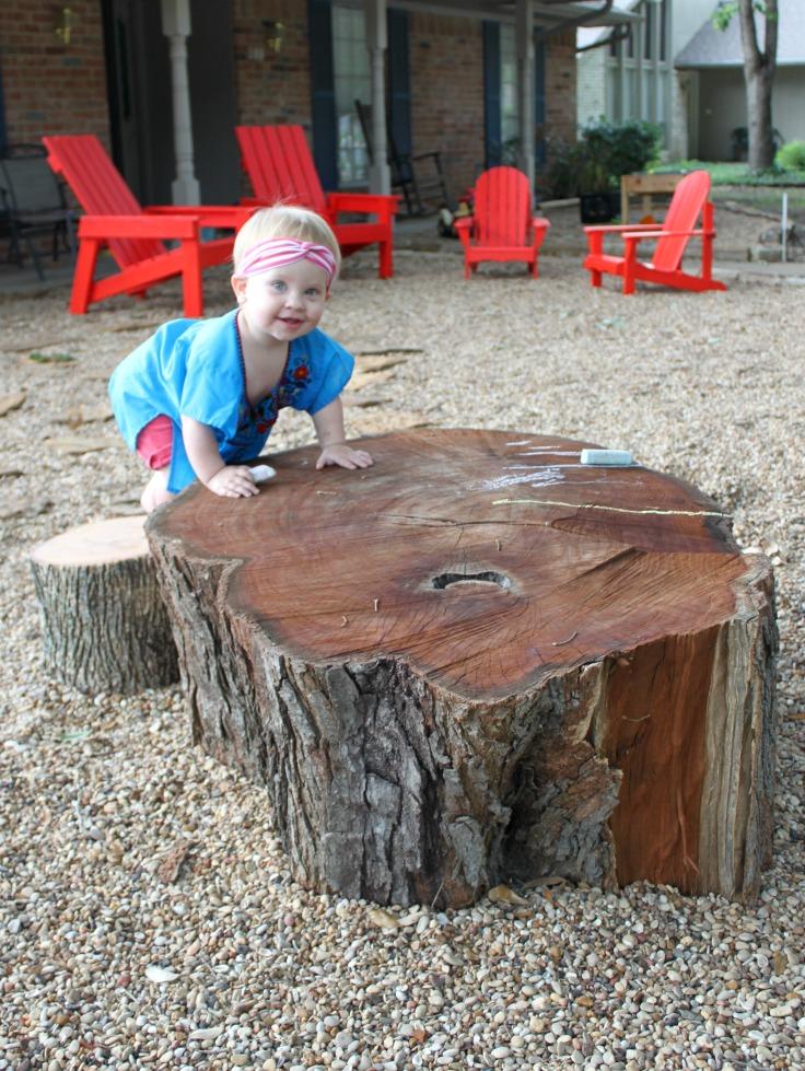 diy outdoor kids table