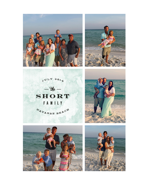 minted photo gift