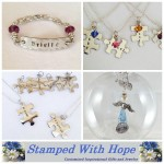 stamped with hope collage