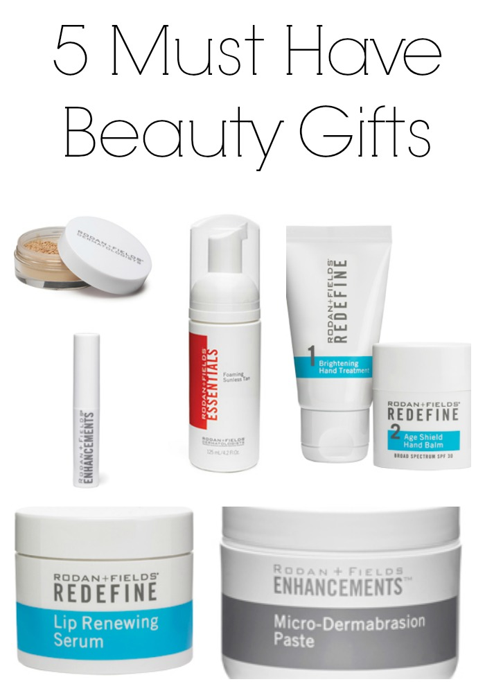 5 Must Have Beauty Gifts