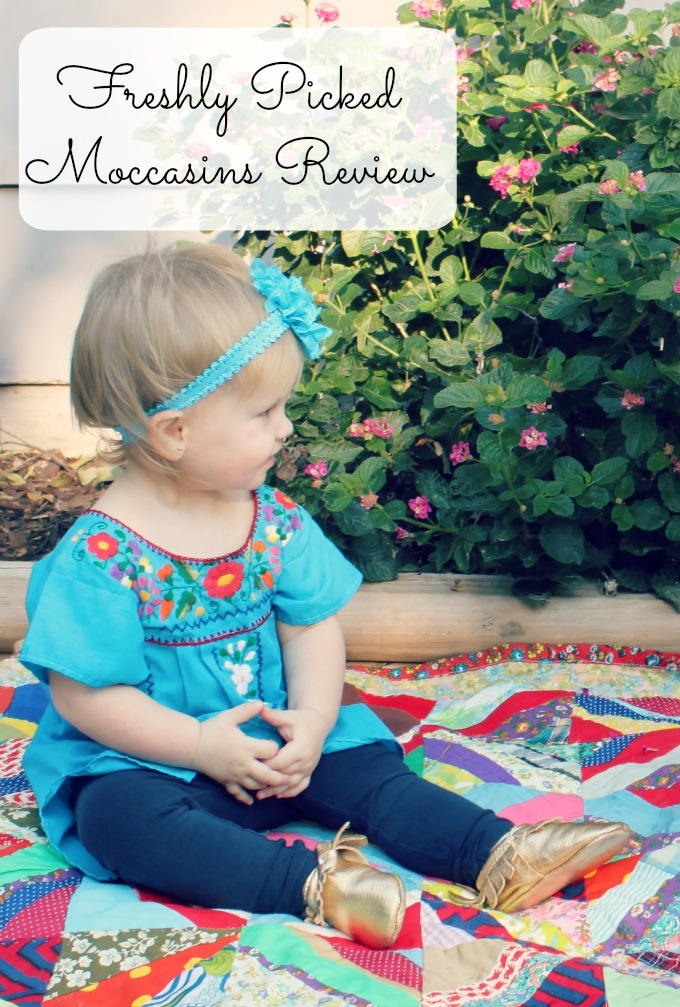 Freshly Picked Moccasins Review #FestiveFamily Holiday Gift Guide