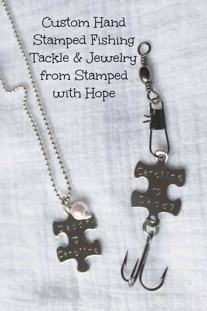 custom hand stamped gifts from  Stamped with Hope
