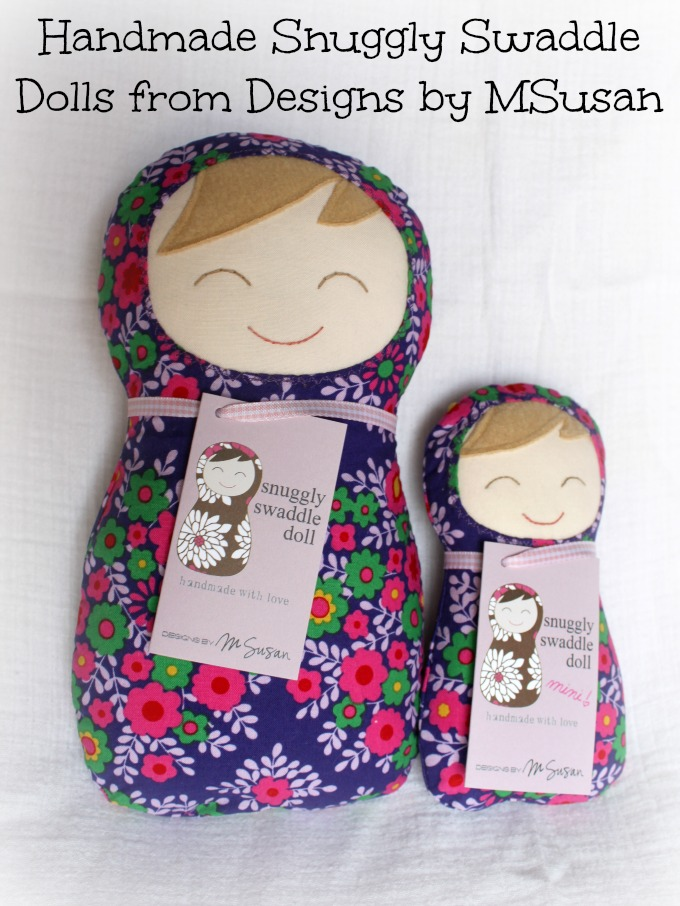 designs by msusan snuggly swaddle dolls handmade