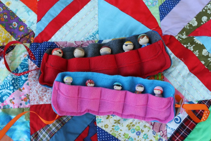peg and plum peg doll review