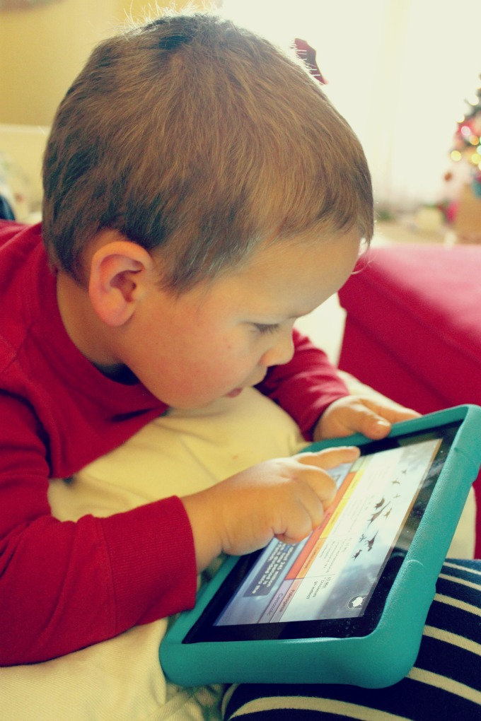4 Simple Ways to Use your #FireHDKidsEdition Tablet