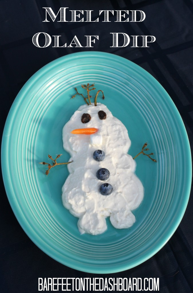 #FROZENFun-#shop-#cbias-melted-olaf-dip-recipe