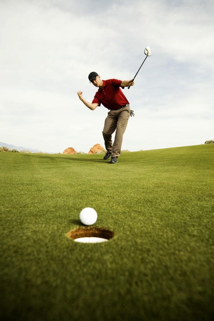 Golfer - 1