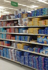 OREOs on the Cookie Aisle #OREOCookieBalls #ad