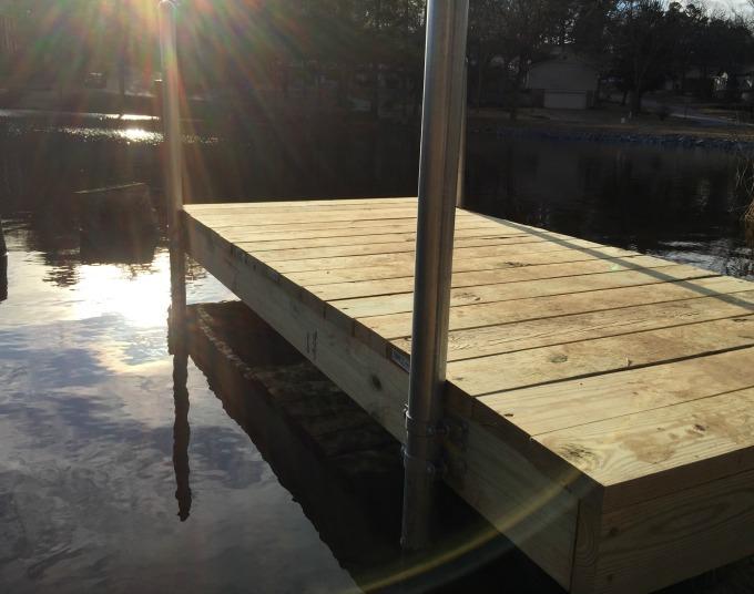 Build a DIY Boat Dock Instructions