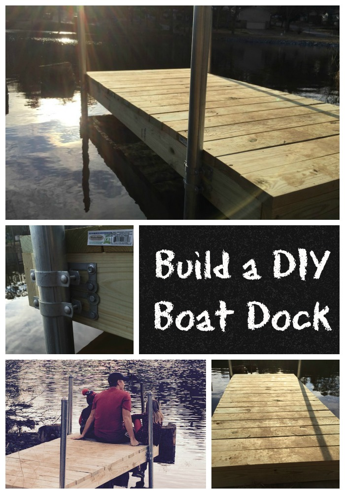 Directions for Building a DIY Boat Dock