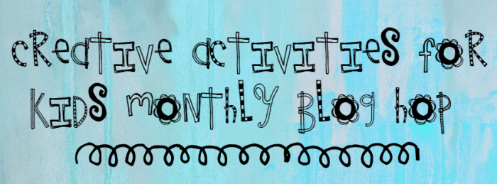 Creative Activities for Kids FB Cover