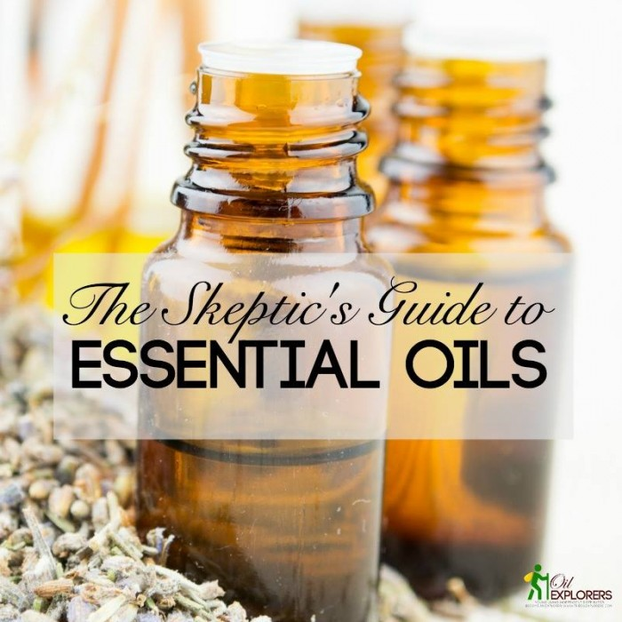 The Skeptics Guide to Essential Oils