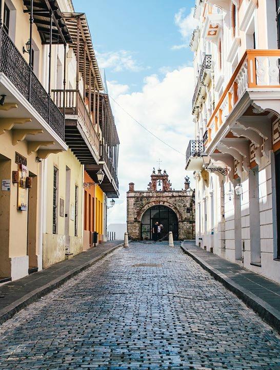 colonial puerto rico