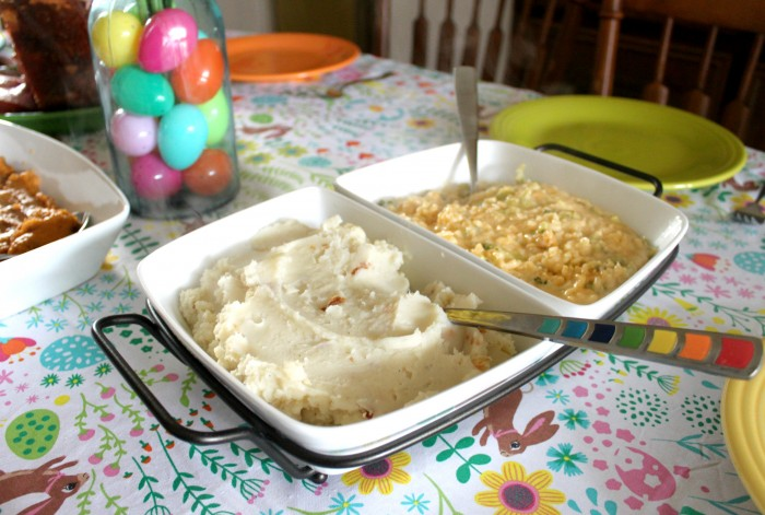 Simplify Easter DInner with Delicious Sides from HoneyBaked Ham
