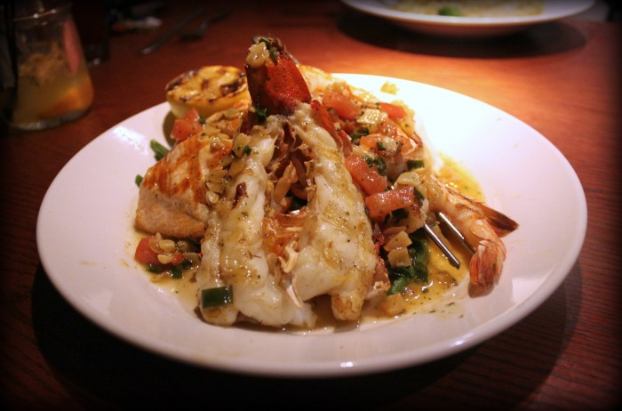 Date Night is #LobsterWorthy at Red Lobster