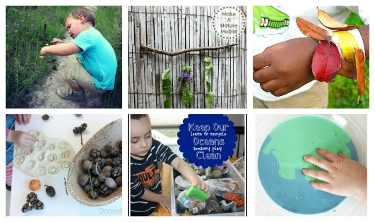 Preschool Activities for Earth Day