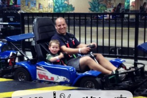 Family Fun with GoKarts at Amazing Jakes