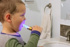 One Easy Way to Get Kids to Want to Brush Their Teeth