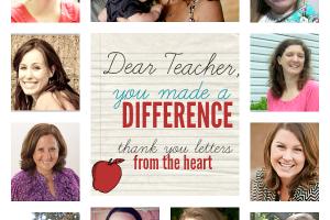 dear teacher big