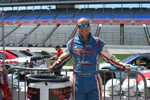 Experience NASCAR Racing from Inside the Stock Car