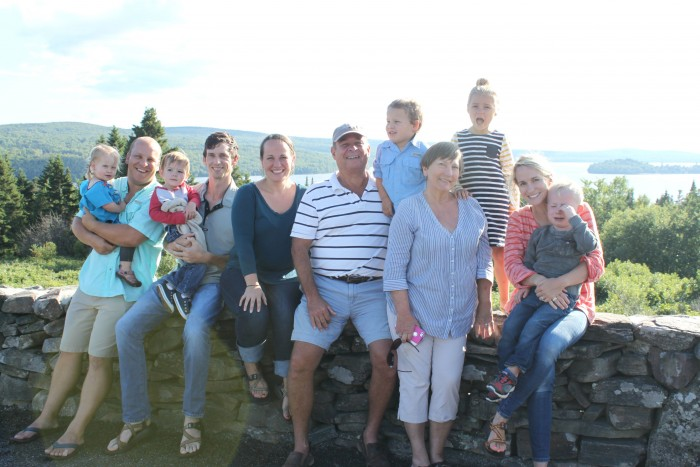 Big Family Vacations in Maine