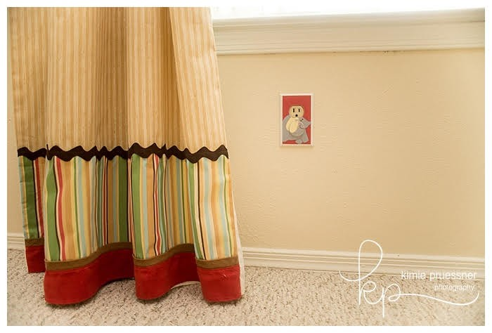 curtains for gender neutral kid room