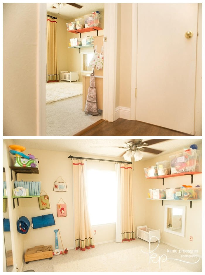 more views of a shared kids room