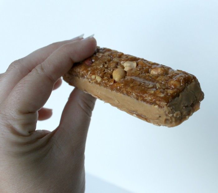 Jif Bars are an easy protein filled snack on the go