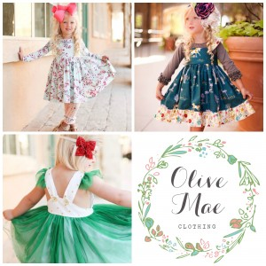 Olive Mae Collage