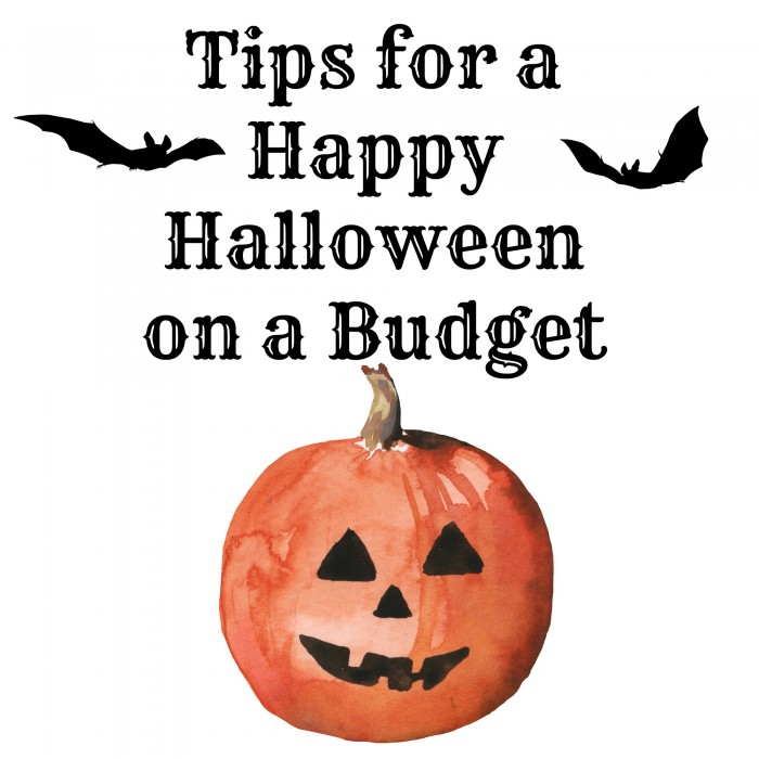 Tips for a Happy Halloween on a Budget