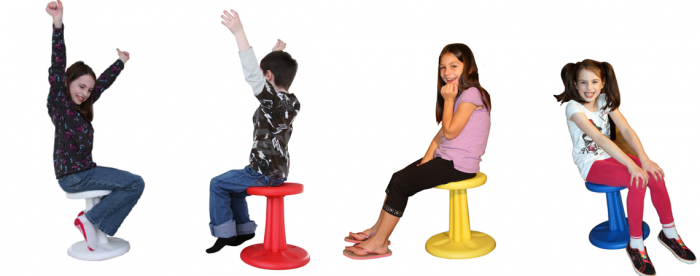Toddler Kore Wobble Stools